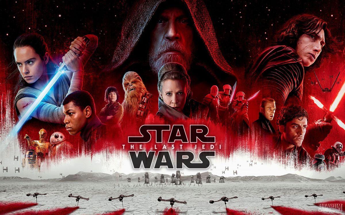 Star Wars: Episode VIII- The Last Jedi (2017)Review