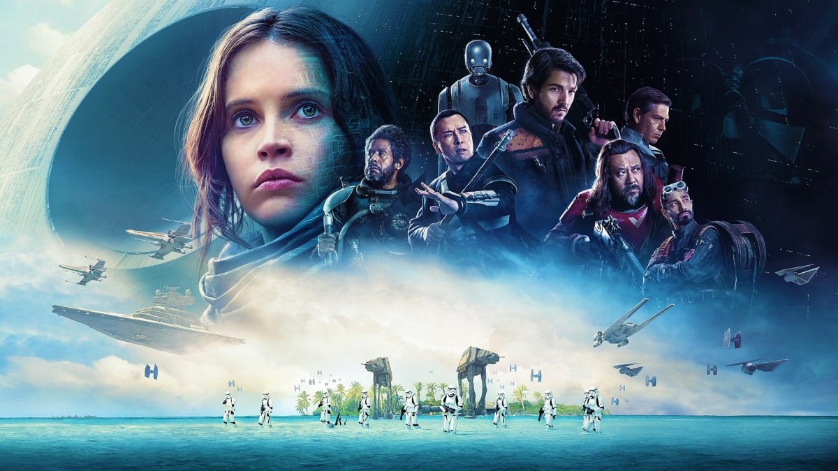 Rogue One: A Star Wars Story (2016)Review