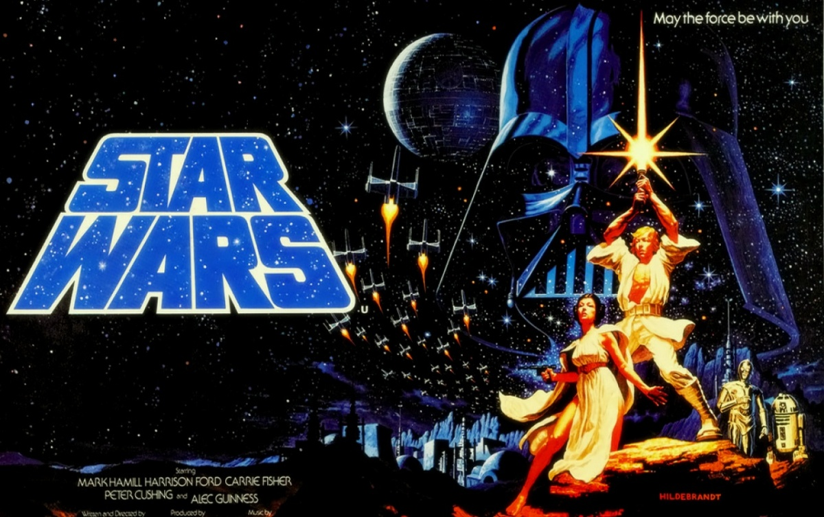 Star Wars: Episode IV- A New Hope (1977)Review