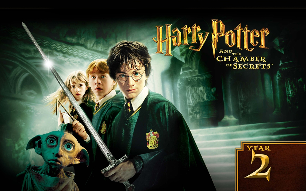 Harry Potter: And the Chamber of Secrets (2002) Review