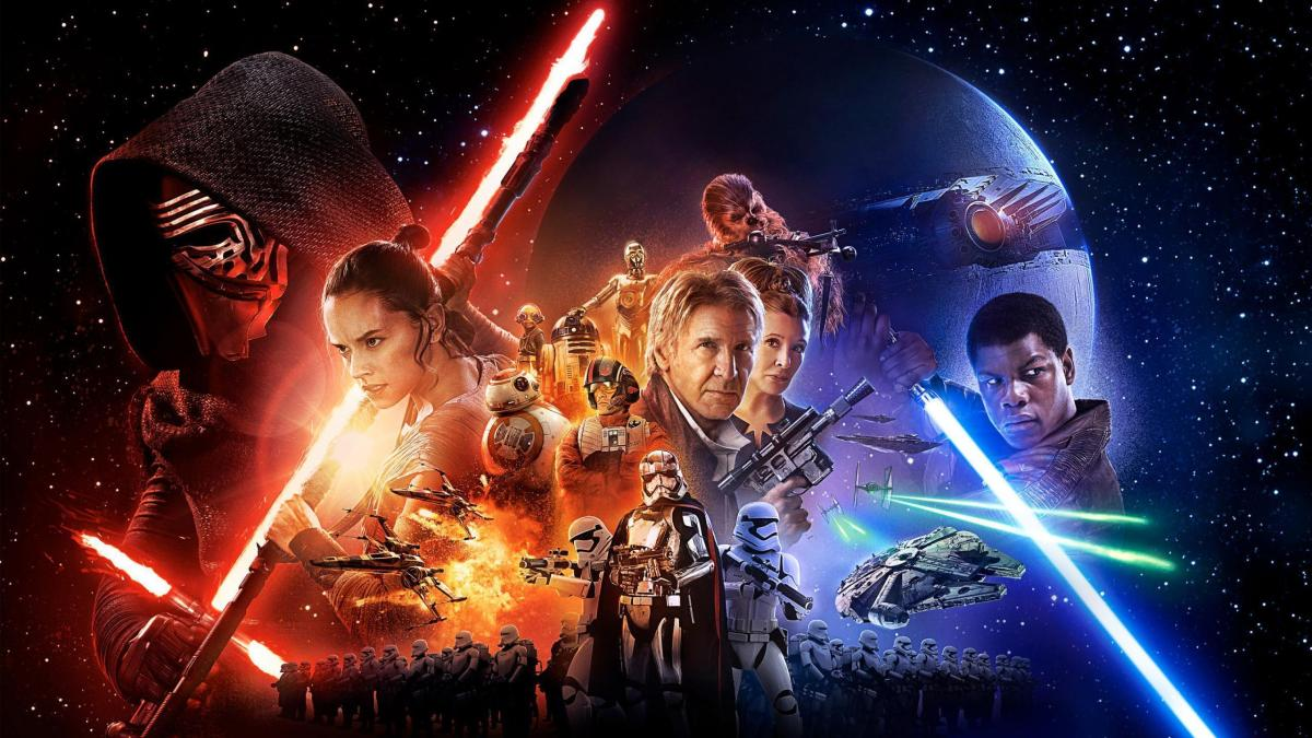 Star Wars: Episode VII- The Force Awakens (2015)Review