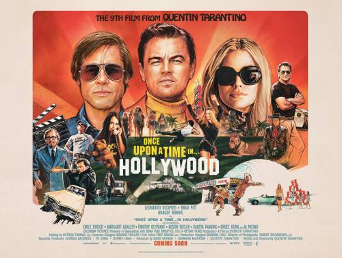 Once Upon A Time In Hollywood (2019) Review