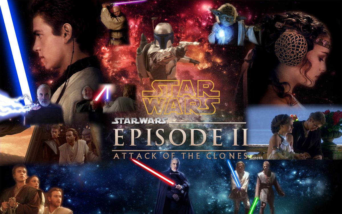 Star Wars: Episode II- Attack of the Clones (2002)Review