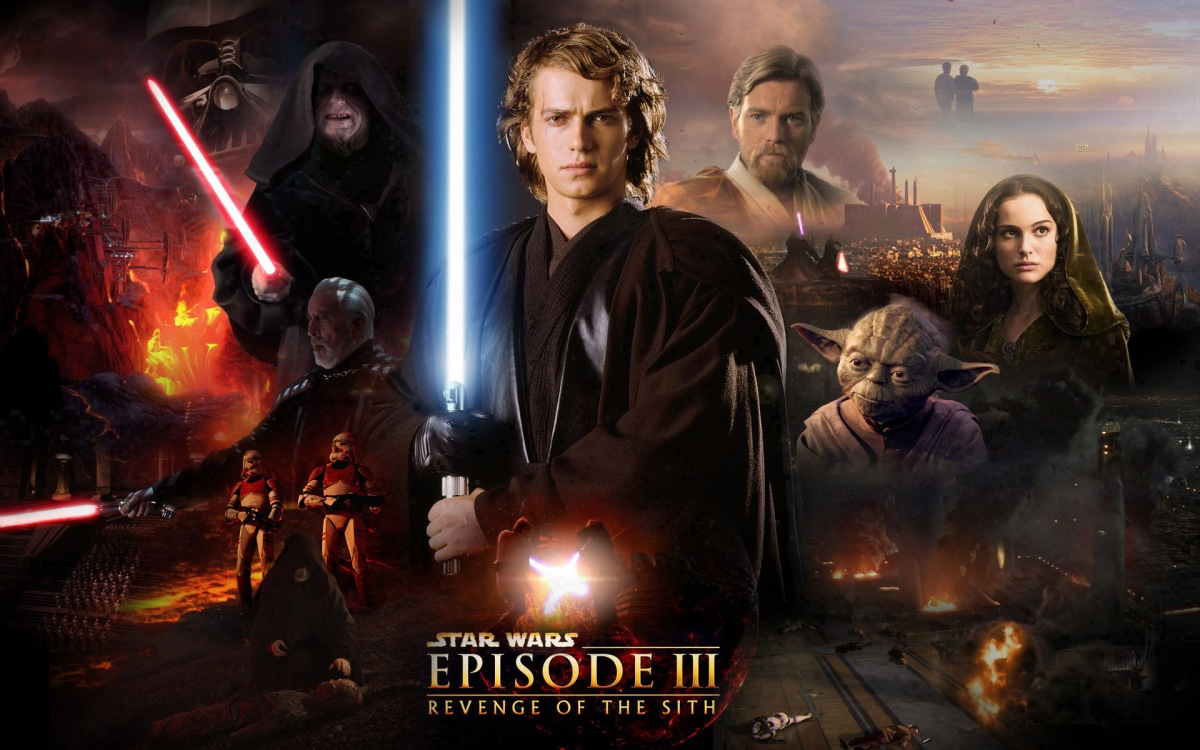 Star Wars: Episode III- Revenge of the Sith (2005) Review