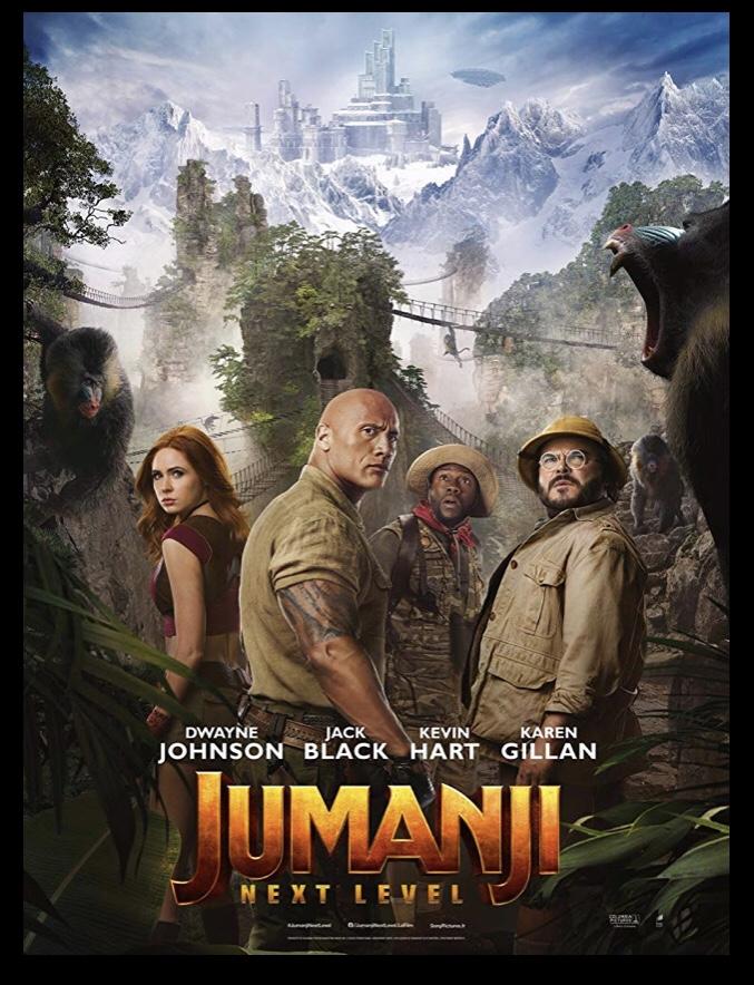 Jumanji: The Next LevelReview