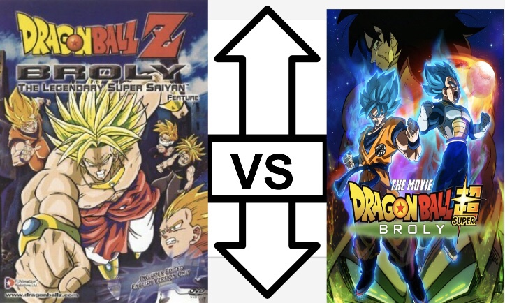 Which Broly is Truly Legendary? (OR: Dragon Ball & it's Love of this Meathead!)