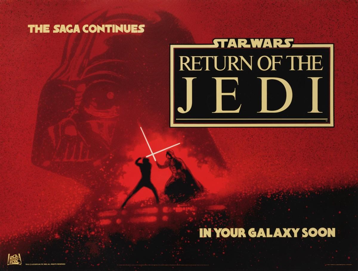 Star Wars: Episode VI- Return of the Jedi (1983)Review