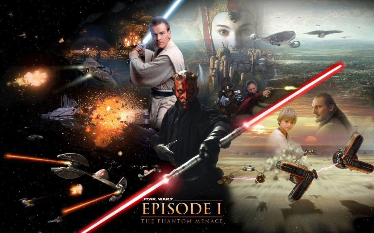 Star Wars: Episode I- The Phantom Menace (1999)Review