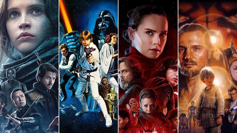 Star Wars MoviesRanked
