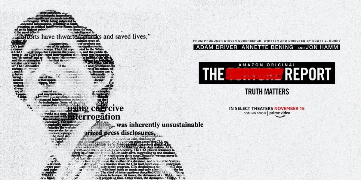 The Report (2019)Review