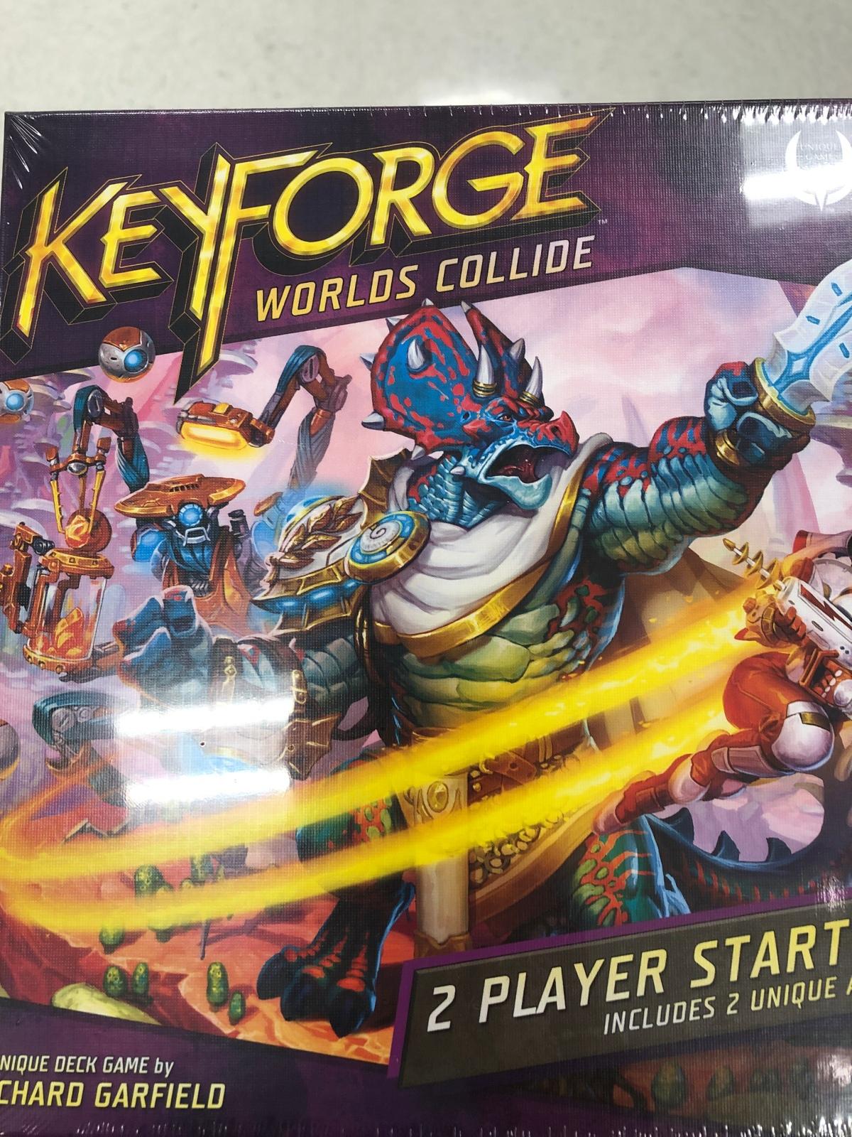 Keyforge is BANANAS!