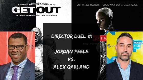 Director Duel #1: Jordan Peele vs AlexGarland