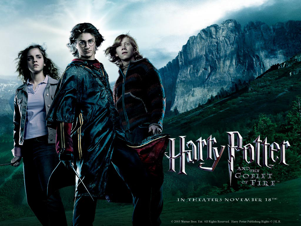 Harry Potter And The Goblet Of Fire (2005) Review