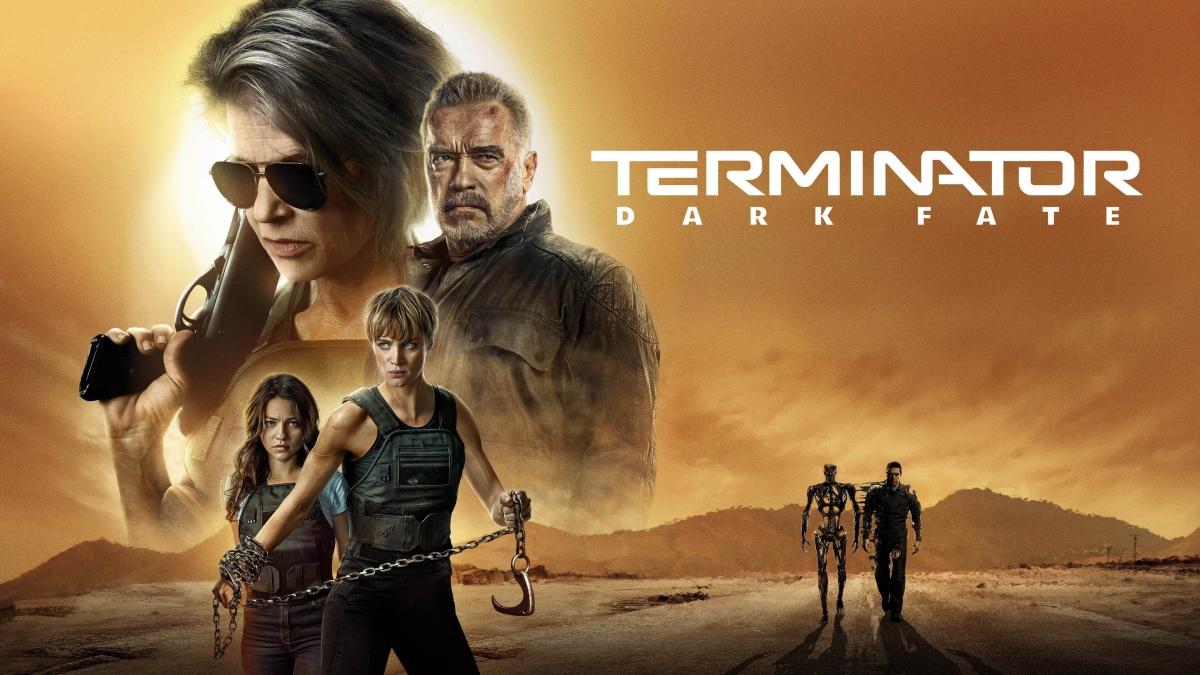 Terminator: Dark Fate (2019)Review