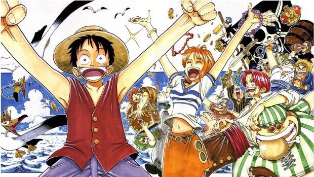 One Piece: East Blue Saga is good but the weakest (a review) – Tower City  Media