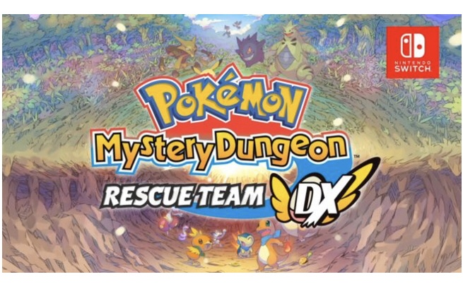 Pokémon Mystery Dungeon RETURNS!?
