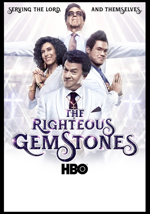 The Righteous Gemstones is if Swindled was a TV Show (aReview)