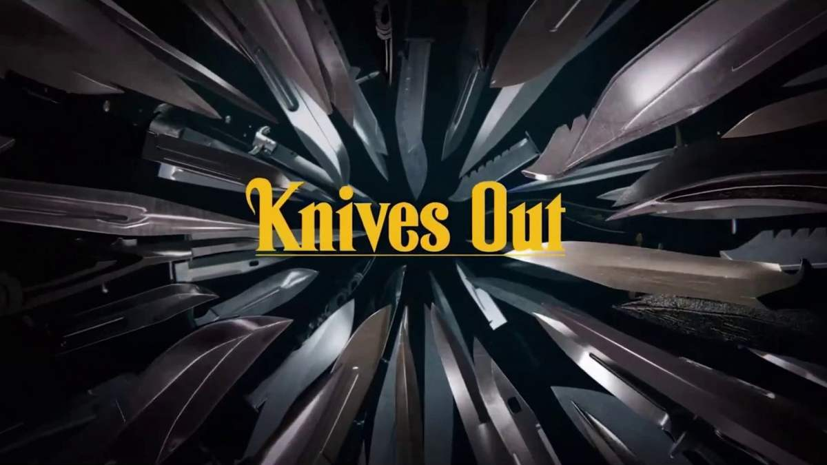 Knives Out (2019)Review