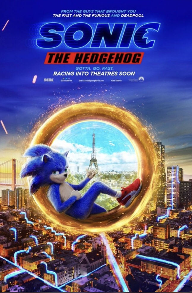 Don't See Sonic the Hedgehog