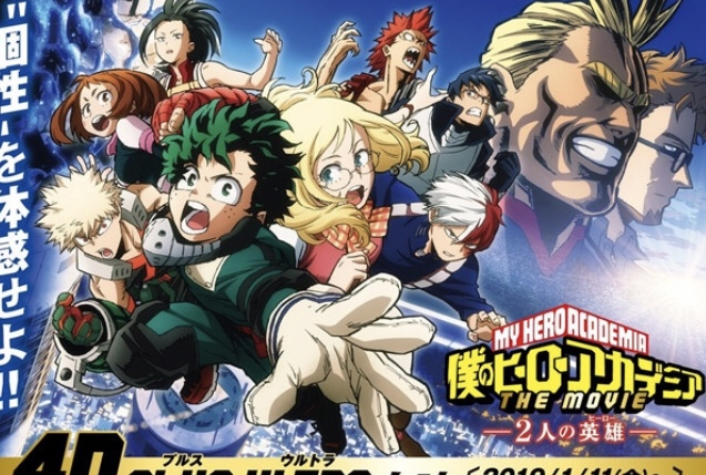Should They have Made My Hero Academia: Two Heroes an anime filler arc?