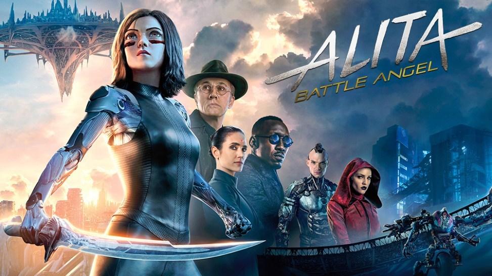Alita: Battle Angel (2019)Review
