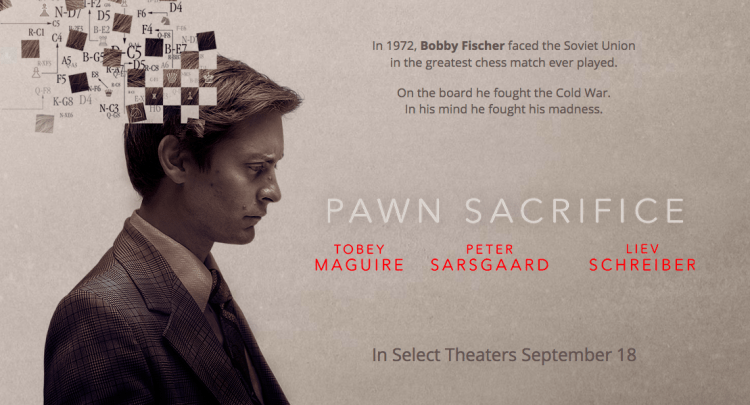 Pawn Sacrifice (2014)Review