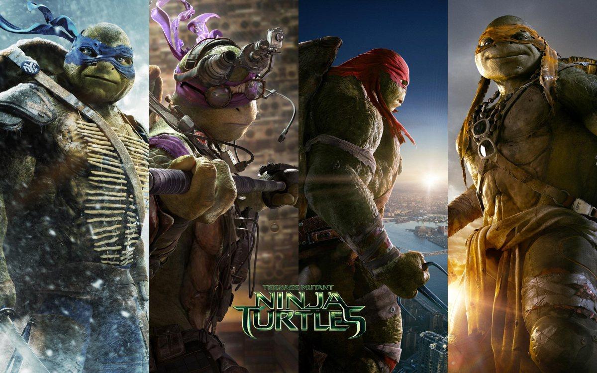 Teenage Mutant Ninja Turtles (2014)Review