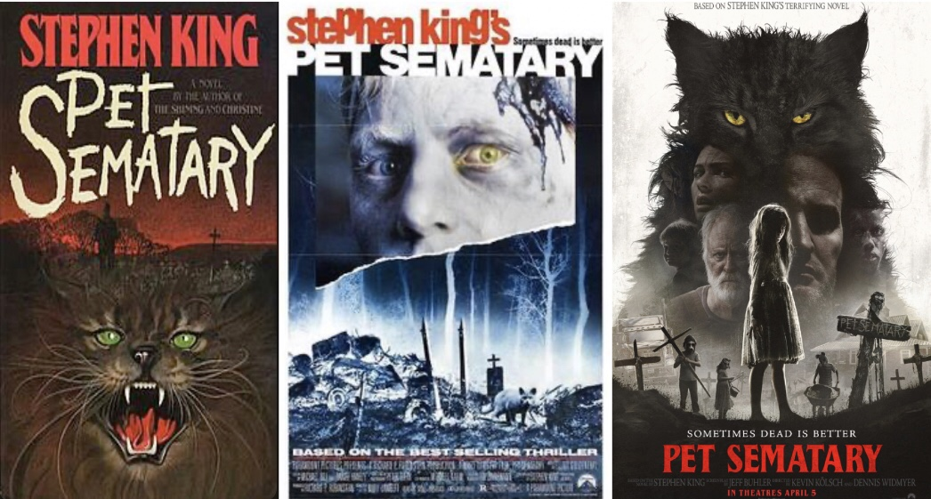 Pet Sematary isWEIRD