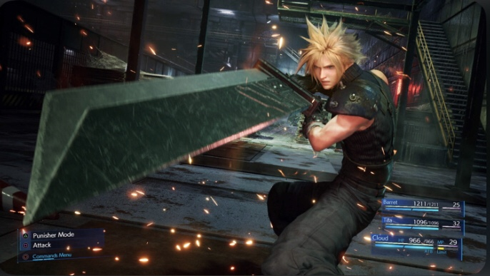 Final Fantasy VII Remake is STRANGE