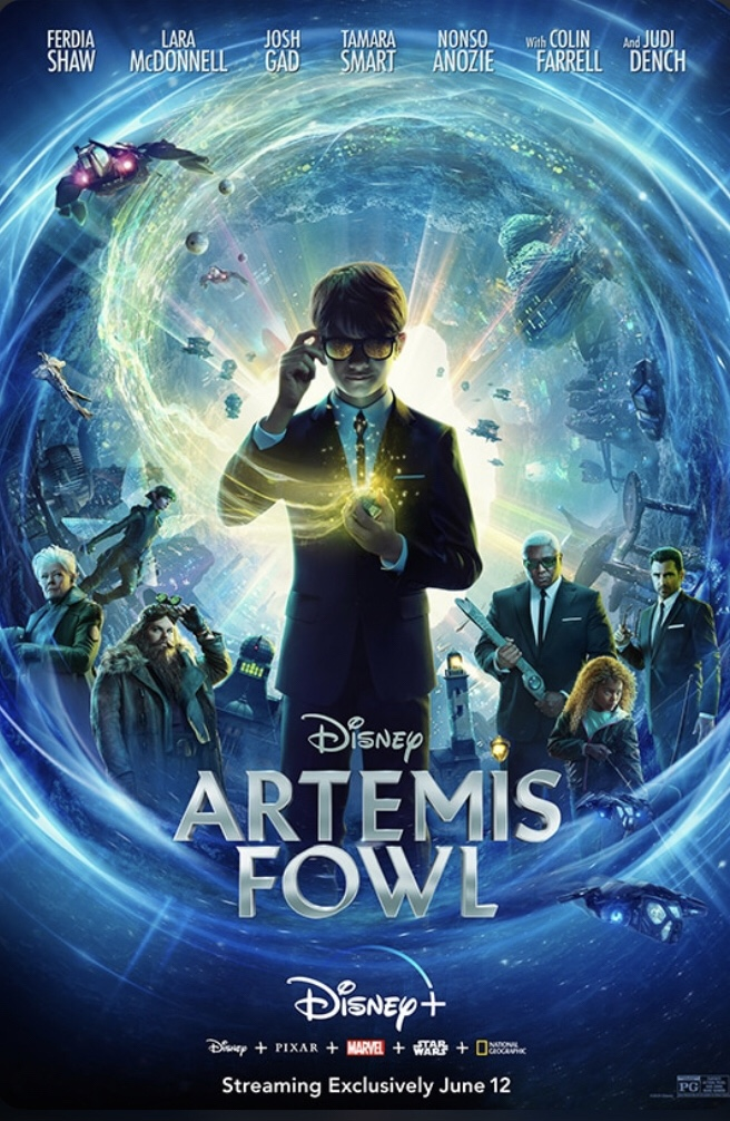 Something is (Artemis) Fowl (aReview)