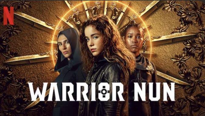 Warrior Nun is a YA Novel (aReview)