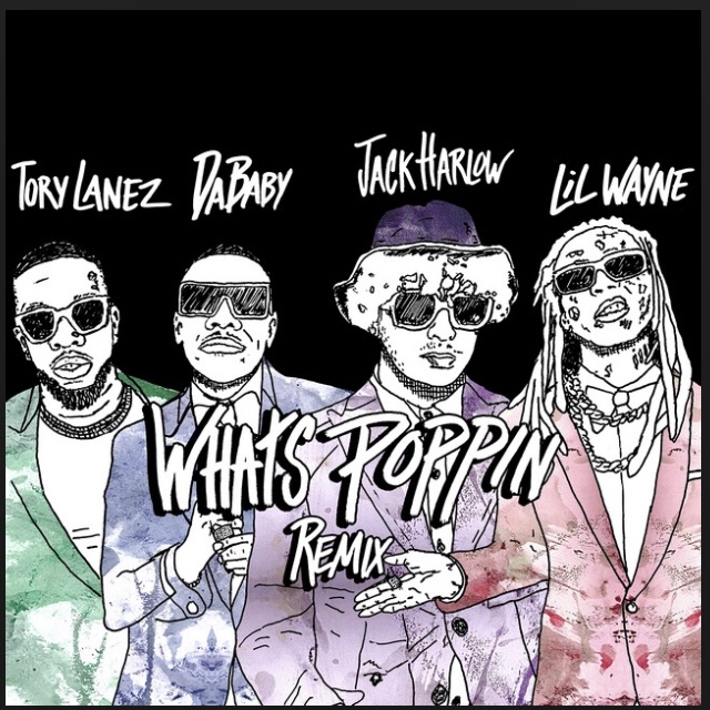 Hot 100 Review: What's Poppin by Jack Harlow feat. DaBaby, Tory Lanez,& LilWayne