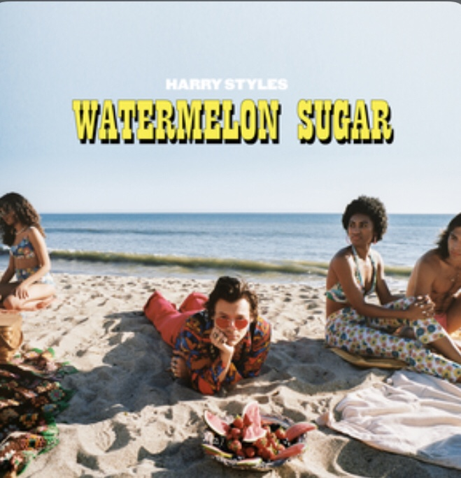Hot 100 Review: Watermelon Sugar by HarryStyles