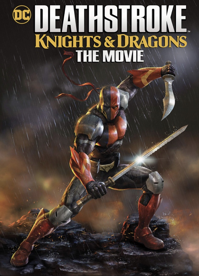 Deathstroke: Knights and Dragons is Taken 2 (a Review)