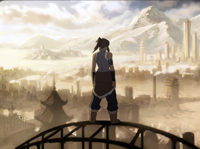 Yeah, but is The Legend of Korra good,Though?