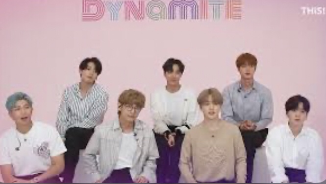 Hot 100 Review: Dynamite by BTS