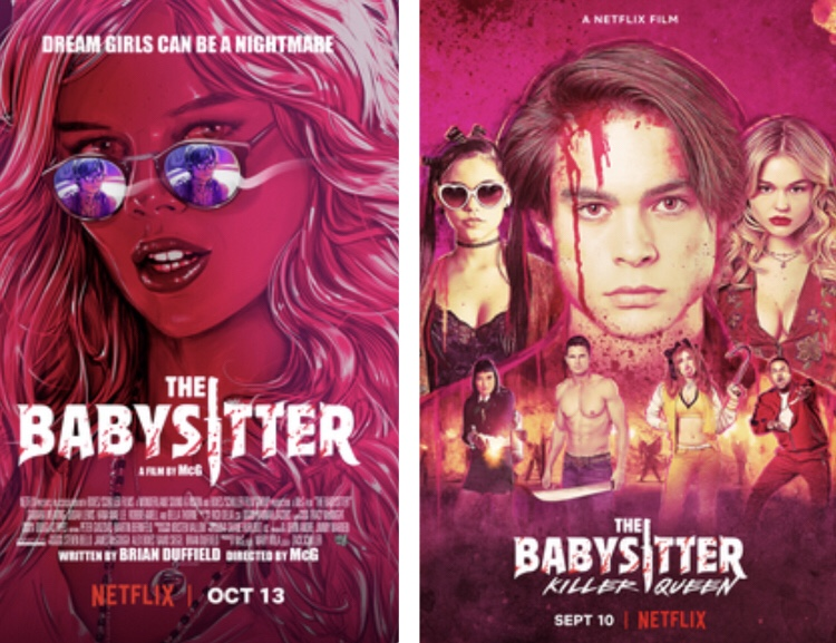 Two Nights with The Babysitter (a Review of Babysitter and Babysitter Killer Queen)