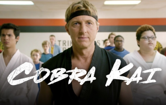 That Moment When you Wait for Jaden Smith and Jackie Chan to Show Up (a Review of Cobra Kai Season 1&2)