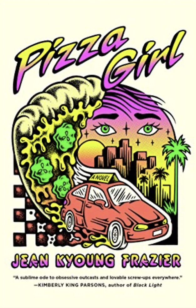 Pizza Girl drifts On By (a Book Review)