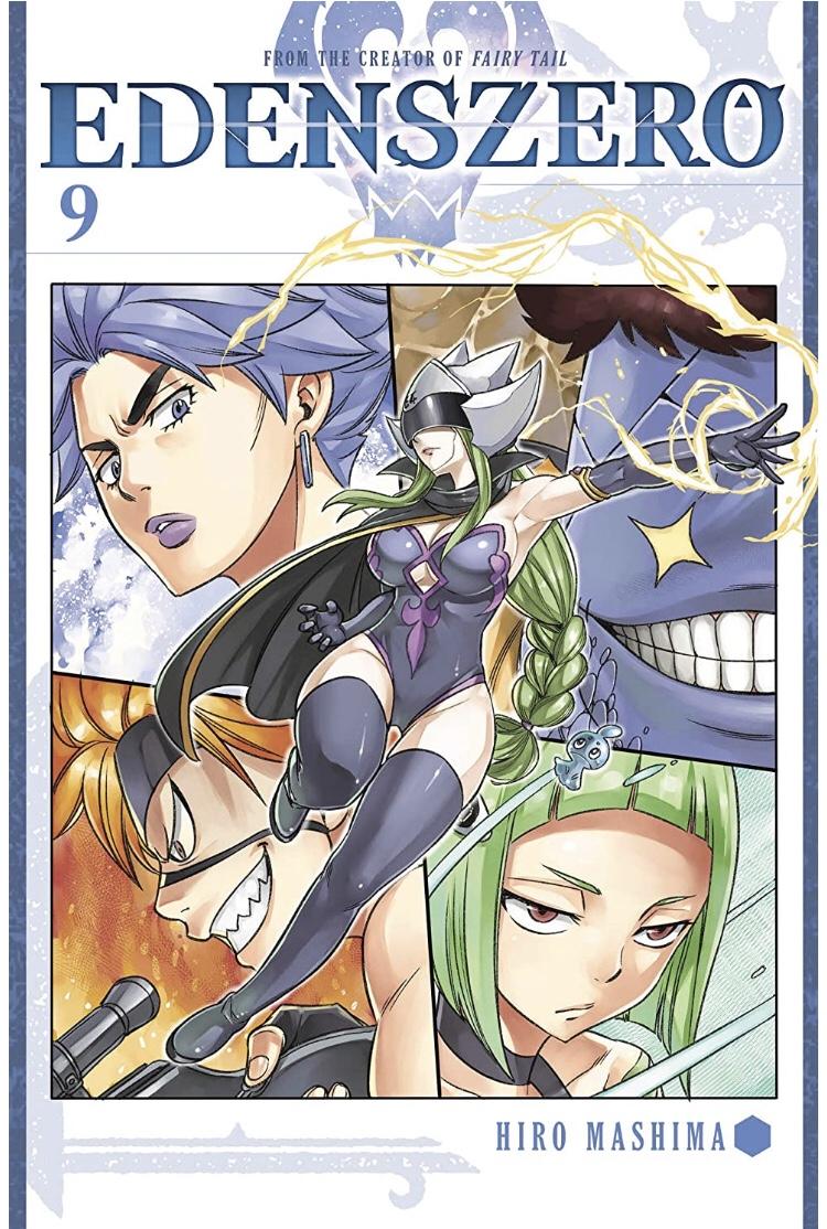 A Volume-by-Volume Checkin of Eden Zero: Volume9