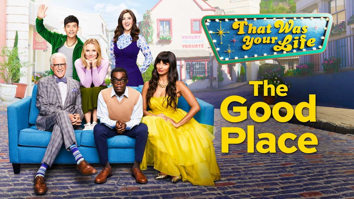 It's Official: The Good Place is One of my Favorite Shows Ever