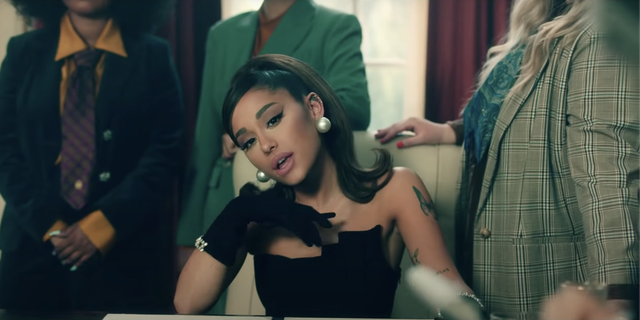 Hot 100 Review: Positions by ArianaGrande